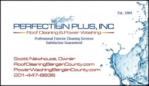 Roof Cleaning Bergen County NJ | Roof Washing Bergen County New Jersey